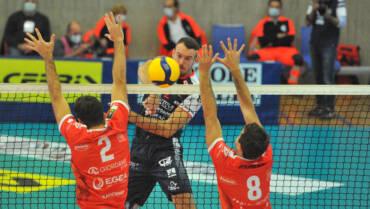 Agnelli Tipiesse vs Cuneo