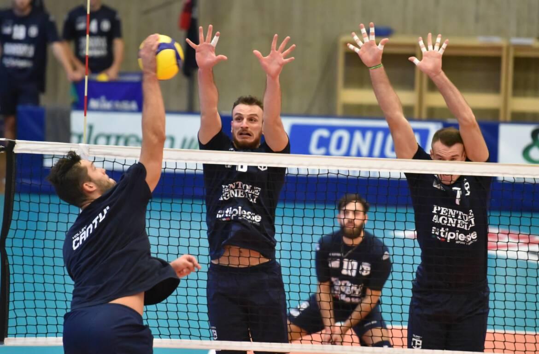 Agnelli Tipiesse – Pool Libertas Cantù 3-2
