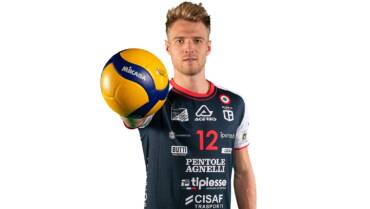 Una piacevole sorpresa in posto 4: Jernej Terpin è il giocatore di ottobre