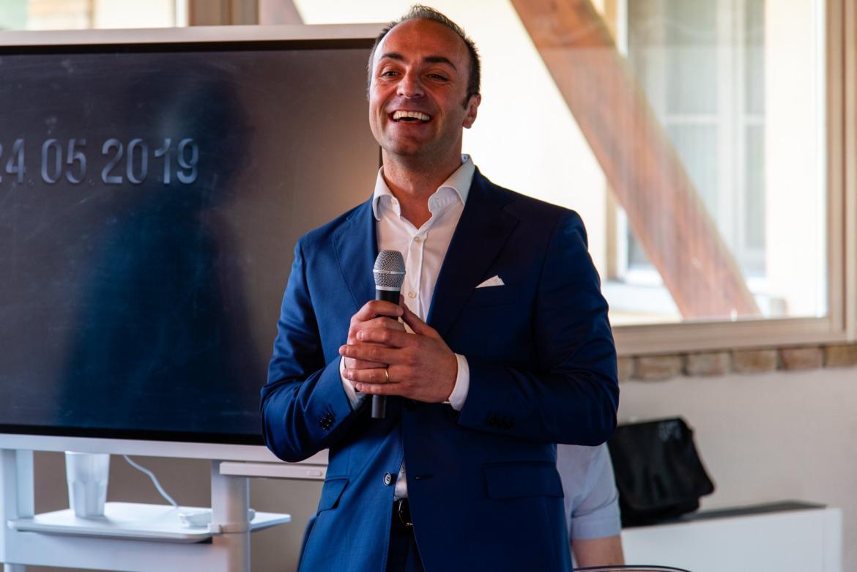 Quattro chiacchiere con Luca Rovetta