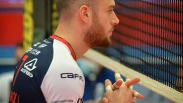 """Capitan Cargioli: """"Fiero di essere oggi il capitano di questa """"banda"""", che vince e vuole rimanere vincente fino alla fine."""""""