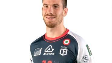 Marco Pierotti, leader silenzioso dal grande cuore, è il giocatore di gennaio