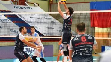 Bergamo vince contro Galatina 3-0 e vola in semifinale