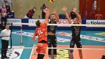 Semifinale Del Monte® Coppa, l'ostacolo si chiama Cuneo