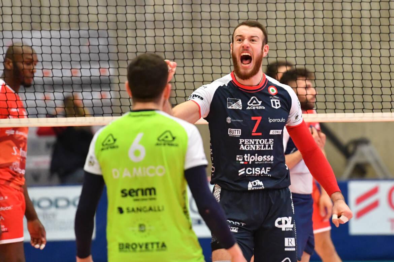 Bergamo conquista la quarta finale consecutiva, battuta Cuneo in 4 set!