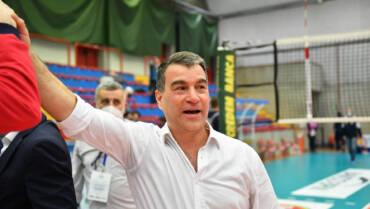 """Coach Graziosi: """"Siamo rispettosi di tutti, ora penseremo alla pallavolo ogni momento della giornata"""""""