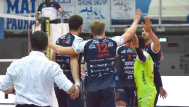Bergamo si impone su Mondovì e vince la regular season con tre turni di anticipo!