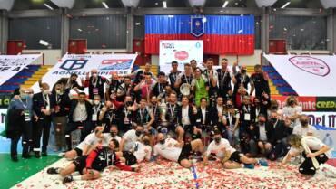 Bergamo alza la sua seconda storica Coppa Italia: Porto Viro cede in tre set