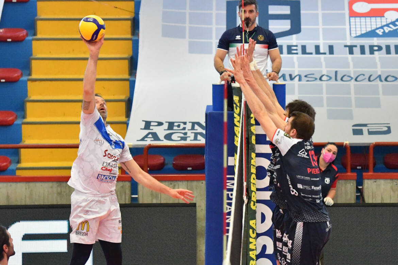 Brescia si aggiudica la bella al tie break e vola in semifinale