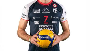 Capitan Cargioli si aggiudica il titolo di giocatore di Marzo, guida ed esempio dei rossoblù