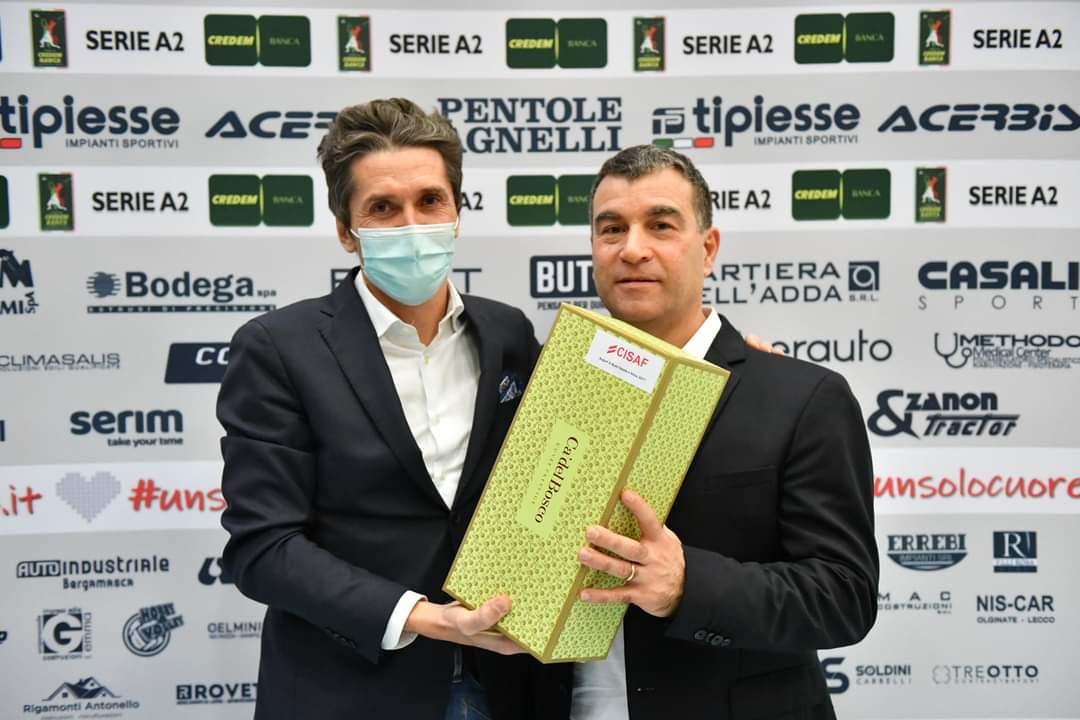 """Vicepresidente Callioni:"""" C'è desiderio di riscatto. La Supercoppa un trofeo prestigioso"""""""