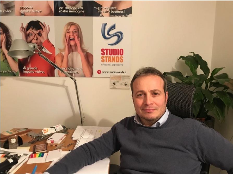 Quattro chiacchiere con Riccardo Gnani, responsabile commerciale di Studio Stands