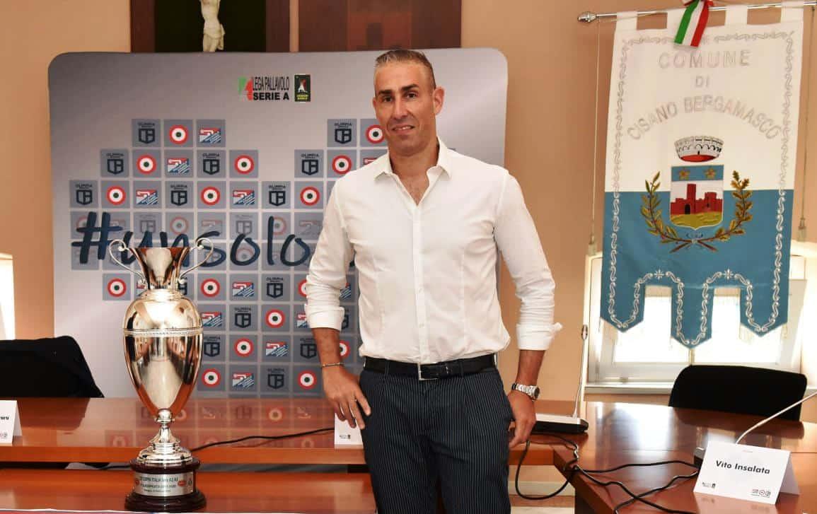 Angelo Agnelli riconfermato Vicepresidente di Lega Pallavolo Serie A
