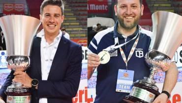 Busi confermato secondo allenatore, Bigoni lo scout di Agnelli Tipiesse