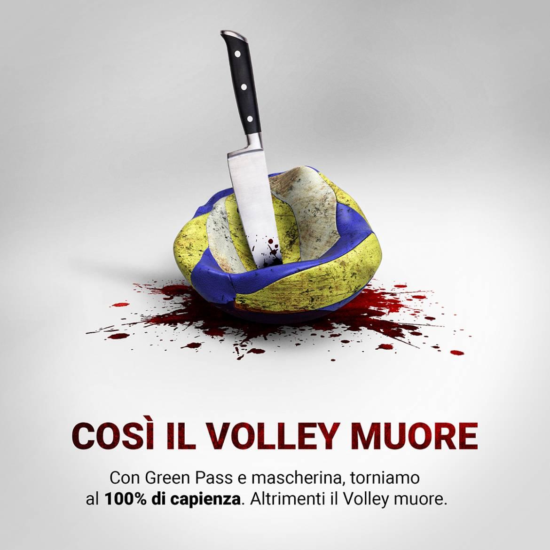 COSI' IL VOLLEY MUORE