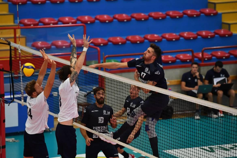 Bergamo- Cuneo 3-1