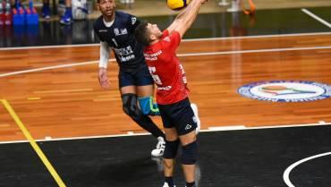 Ottima prova a Cantù: battuta la Libertas per 3-1